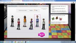 getlinkyoutube.com-Como criar um avatar em 3D