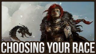 Guild Wars 2 - Choosing Your Race (Norn)
