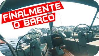 getlinkyoutube.com-The Forest - Finalmente o Barco! #41