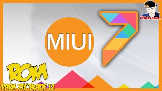 getlinkyoutube.com-Miui V7 Instalación y Primeras Impresiones | ROM ZTE Blade L2