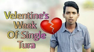Valentine Week of Single Tura | Full Funny | CG Comedy Video | Chhattishgarhi Comedy