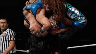 getlinkyoutube.com-Raw: Melina vs. Alicia Fox