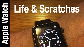 getlinkyoutube.com-Apple Watch - Living with Apple Watch & Scratches