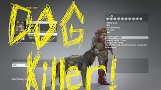 getlinkyoutube.com-How to Get Sneak Suit/Kill Command D.Dog!  Metal Gear Solid 5: The Phantom Pain