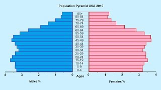 How to make a Population Pyramid - YouTube