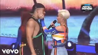 AGNEZ MO - Damn I Love You | Vivo V7+ Grand Launch width=