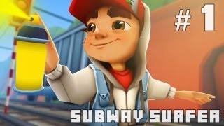 getlinkyoutube.com-Subway Surfers - บั๊มแมร่ง ! #1