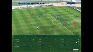 getlinkyoutube.com-Fifa online 3 -  EP.2  แผน Manager ranking พาทัวร์ดาวทอง A แทคติค + ลูกศร