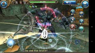 getlinkyoutube.com-[Toram Online] Hybrid Full Dex DPS Dual Wield (Lv.70) vs Roga (Lv.62)