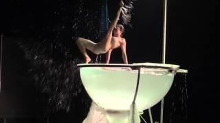 getlinkyoutube.com-Красивый танец на пилоне и в воде - Ада Оссола