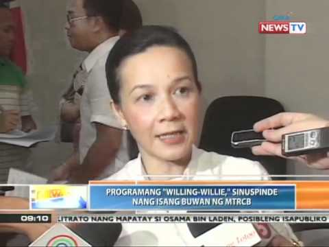 News To Go - Willing Willie' gets one month suspension - 050411