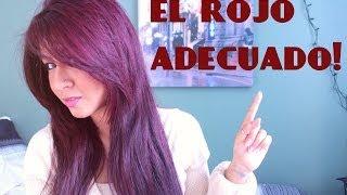 TODO SOBRE MI CABELLO ROJO + TIPS & CONSEJOS!♥ | VIKKICLOE