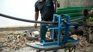 getlinkyoutube.com-Dobladora de tubos casera BRAVO ver 2.0.AVI