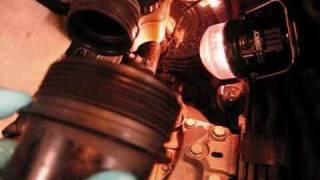 getlinkyoutube.com-2009 VW Jetta TDI - DSG Service - Part I: The Filter