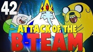 getlinkyoutube.com-Minecraft Attack of the B-Team #42 | I'M THE ICE KING!? - Minecraft Mod Pack Survival