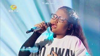 [Vietsub] Adinda - I Surrender @ Let's Sing Kids 2016 | Adinda《I Surrender》@《中国新声代》第四季