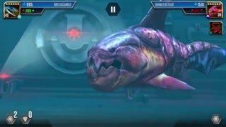 getlinkyoutube.com-Jurassic World: Das Spiel #35 Aqua-Kämpfe!! [60FPS/HD]   Marcel
