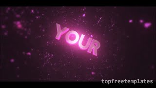 getlinkyoutube.com-(Best) Top 10 COLOURFUL Intro Template 2015 #19 - Blender, After Effects & Cinema 4D + FREE Download