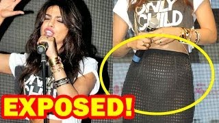 Priyanka Chopra Hot Lingerie Exposed!