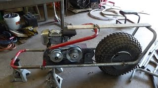 getlinkyoutube.com-Utility Bike Build Project Started