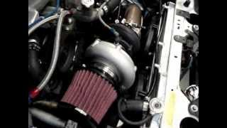 getlinkyoutube.com-ABSURDflow Turbo KLDE 2.5l V6 Miata, First Drive