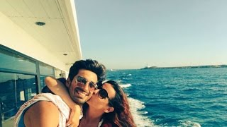 getlinkyoutube.com-Mohit Sehgal & Sanaya Irani's Romantic Spanish Holiday