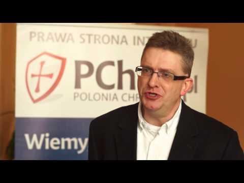 Grzegorz Braun nie róbmy polityki bez Chrystusa!