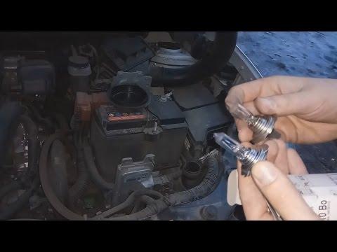 Где в Nissan Bluebird Sylphy предохранитель подсветки приборов