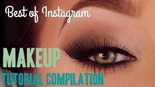 getlinkyoutube.com-Makeup Tutorial Compilation | Best of Instagram