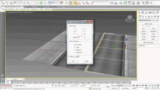 getlinkyoutube.com-3ds max 2013 -  Road modelling Tutorial