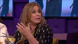 getlinkyoutube.com-Anouk over Trijntje: 'What the hell...?' - RTL LATE NIGHT