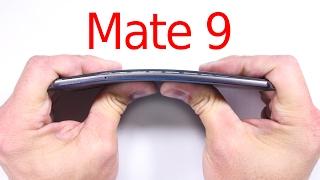 getlinkyoutube.com-Mate 9 Durability Test - Bend Test, Scratch and BURN test