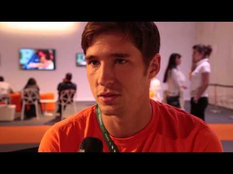 Roland Garros 2014 Sunday Interview Lajovic