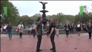 getlinkyoutube.com-Amazing Gay Flash Mob Proposal