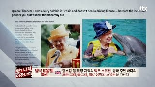 getlinkyoutube.com-우리가 몰랐던 '영국 여왕'만의 특권! 신기하다~ 비정상회담 67회
