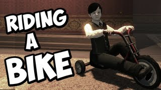getlinkyoutube.com-LUCIUS - IM ON A BIKE MOTHERFUCKER ! (Funny Moments)