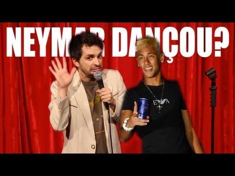 NEYMAR DANÇOU? NINGUÉM CHEIRA REDBULL /// 97 Bruno Motta Comédia Stand Up Comedy (Lança Moda)