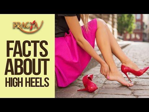 Facts About High Heels - Dr.Ritu Jain - Pragya T