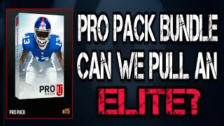 getlinkyoutube.com-PRO PACK BUNDLE OPENING! CAN WE PULL AN ELITE? | Madden 16 Ultimate Team Pack Opening | MUT 16