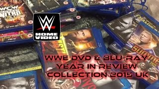 getlinkyoutube.com-WWE DVD & Blu-ray Year In Review Collection 2015 UK