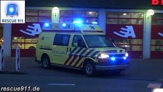 getlinkyoutube.com-Ambulance Amsterdam (collection)