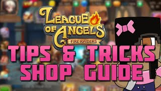 getlinkyoutube.com-Tips & Tricks: Shop / Diamond Guide | League of Angels: Fire Raiders IOS Android Mobile Game