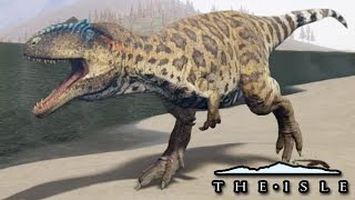 getlinkyoutube.com-Giganotosaurus Is Born! - A Complete Progression Saga - The Isle