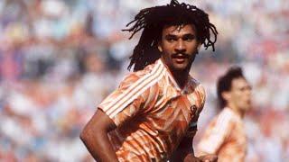 Ruud Gullit, The Black Tulip [Goals & Skills]
