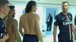 La Testata di Brandao a Thiago Motta, ecco il video - PSG VS BASTIA