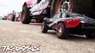 getlinkyoutube.com-Traxxas Slash 4X4 Great Escape - An Epic Adventure at TORC Crandon