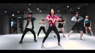 getlinkyoutube.com-Sugar - Maroon 5 / Lia Kim Choreography