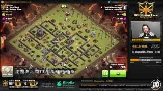 getlinkyoutube.com-LIVE STREAM: WHF vs. Hebrew Legends Clan War (Recording)