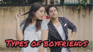 Types Of Boyfriends | Harsh Beniwal