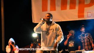 BIG K.R.I.T - Live @ A3C Hip Hop Festival